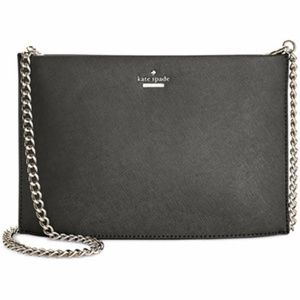 NEW!!! Kate Spade Cameron street sima in black